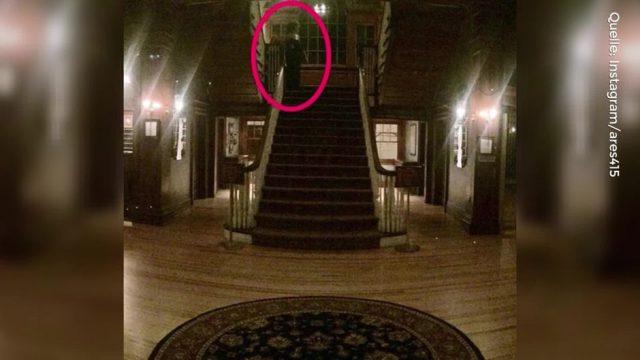 The Stanley: Urlauber schießt mysteriöses Foto im Horror-Hotel