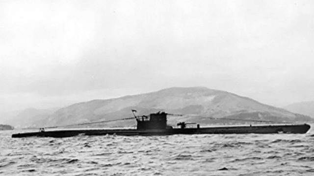 75 Jahre unter Wasser: Taucher entdecken deutsches U-Boot aus 2. Weltkrieg