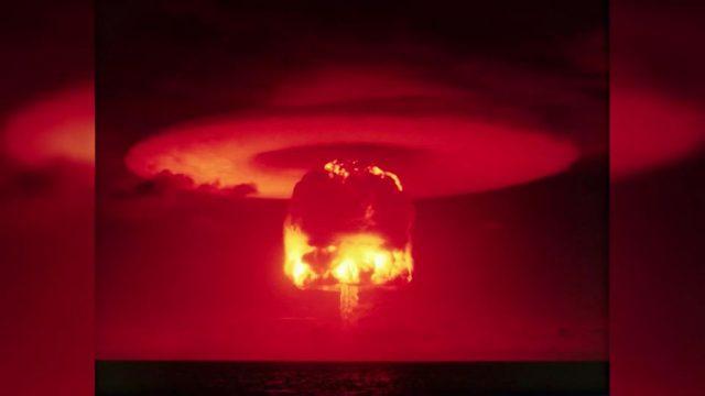 """Atombombe: USA veröffentlichen geheime Aufnahmen der """"Operation Castle"""""""