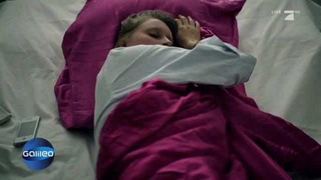 Das Schlafexperiment: Kann man Schlaf nachholen?