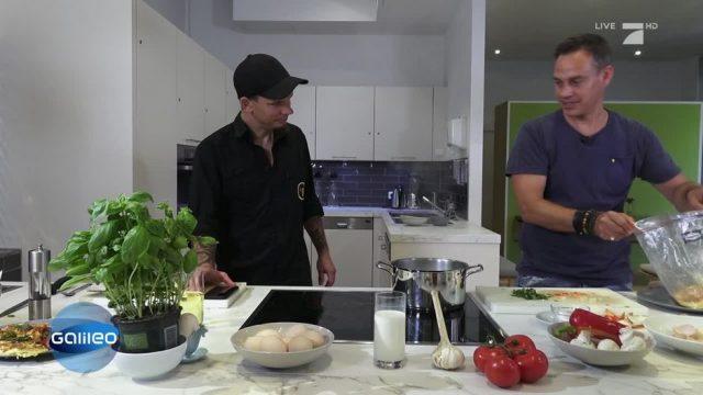 Das perfekte Omelette: Helfen diese Hacks aus dem Netz?
