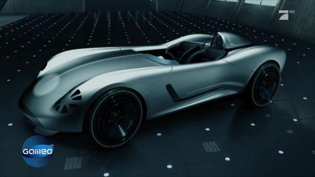 Design dein Auto: So könnte die Zukunft aussehen!