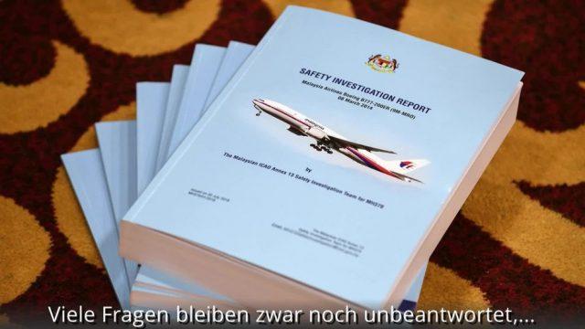 Flug MH370: Der Abschlussbericht ist da - das sind die Fakten