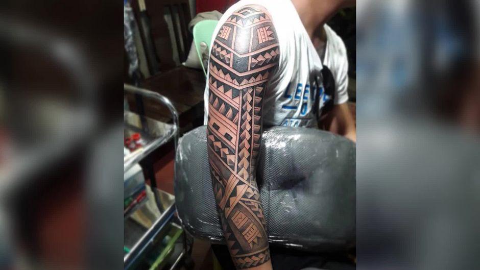 maori tattoos die sch nsten symbole und ihre bedeutung. Black Bedroom Furniture Sets. Home Design Ideas