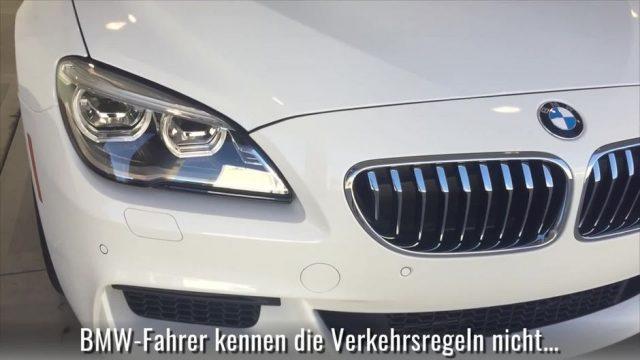 Mercedes, BMW und Co.: Die Fahrer dieser Marken sind unsportlich und arrogant