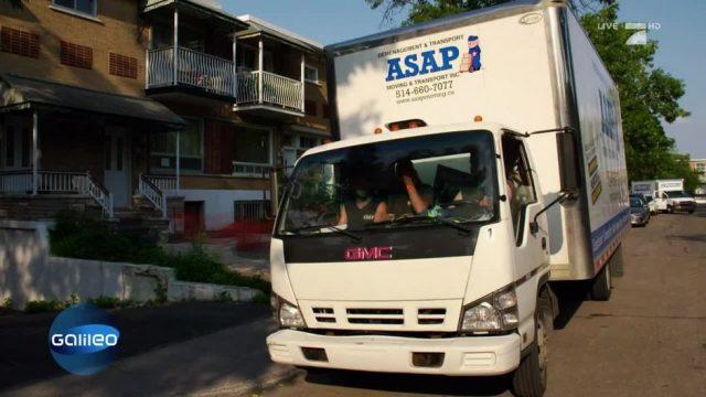 Moving Day in Montreal: Wenn alle gleichzeitig umziehen müssen