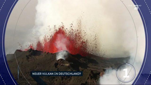 Neuer Vulkan in Deutschland?