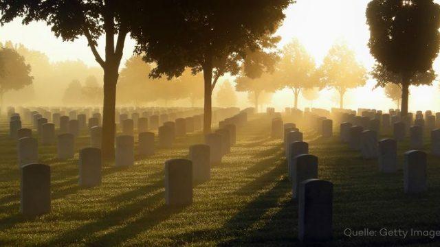 Stadt der Toten: In Colma, USA ist nur 0,1% der Bevölkerung lebendig