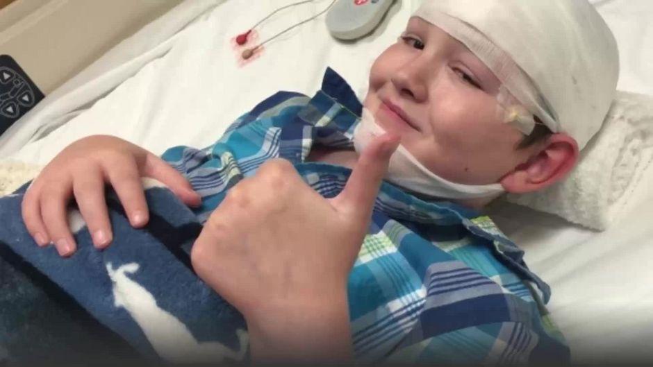Stiff Skin Syndrom: Jaiden (12) wird langsam zu Stein