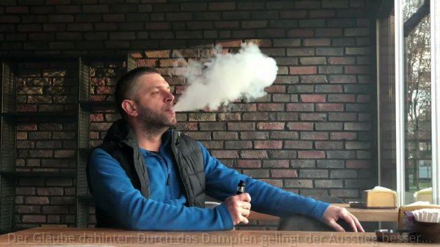 Studie: E-Zigaretten helfen nicht dabei, mit dem Rauchen aufzuhören