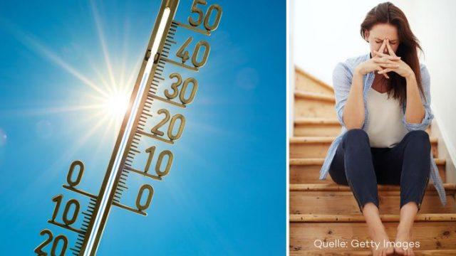 Umfrage: Frauen leiden mehr unter der Hitze als Männer