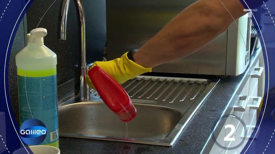 Kühlschrank Abfluss Reiniger : Warum ist abflussreiniger so gefährlich