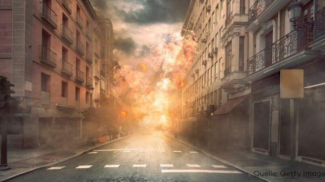 Weltuntergang: So wird es laut einer Studie passieren