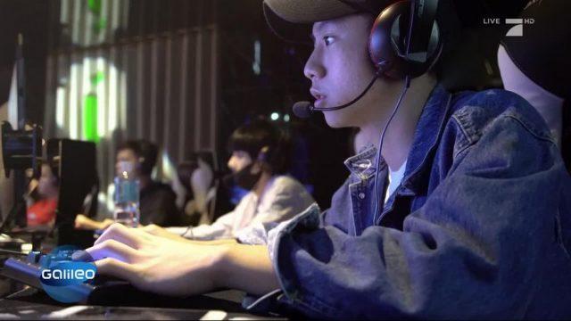 Zocken erlernen: Die Gaming-Berufsschulen Chinas