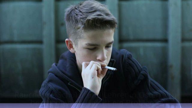 Bald auch in Deutschland? In Österreicht herrscht Rauchverbot an Schulen