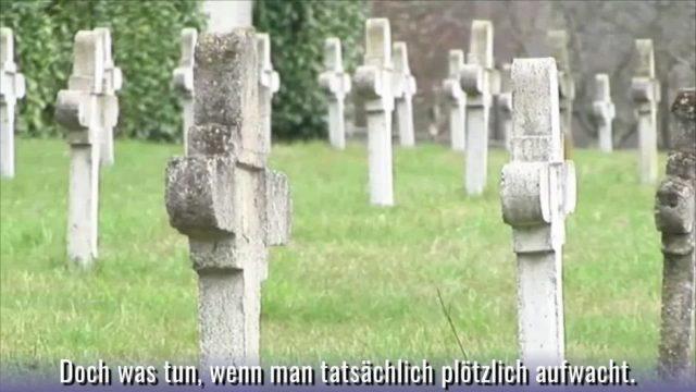 Das passiert mit dir, wenn du lebendig begraben wirst