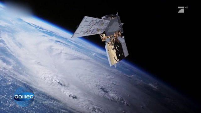 Der neue Wind-Satellit