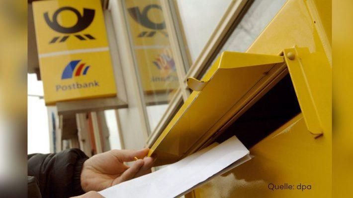 Porto Für Briefe : Deutsche post das porto für briefe soll wieder