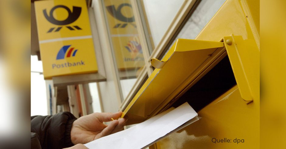 Deutsche Post Das Porto Für Briefe Soll 2019 Wieder Teurer Werden