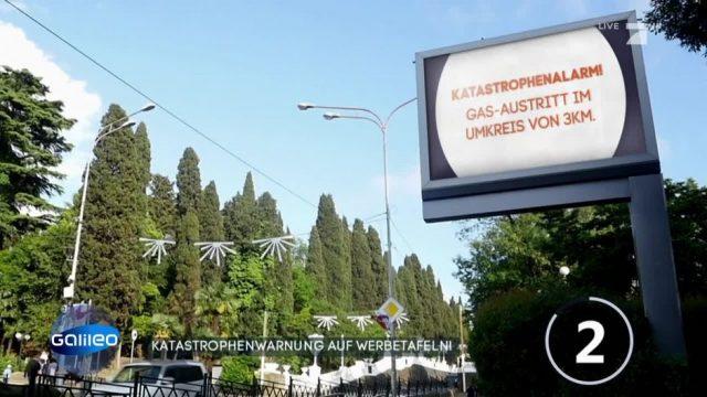 """Good News"": Werbetafeln sollen künftig Leben retten"