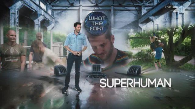 Montag: Schlanker, stärker und mutiger: Zum Superhuman nur durch Atemtraining?