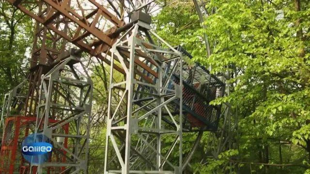 Platz 15: Der selbstgebaute Freizeitpark