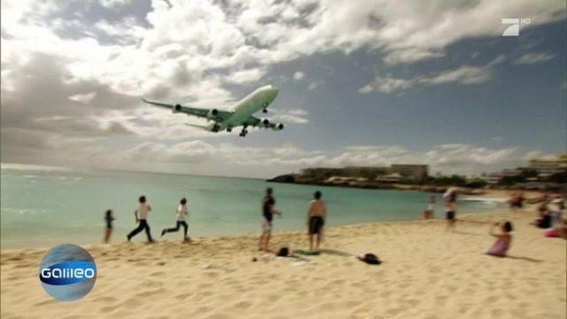 Platz 20: Der Strand von St. Martin