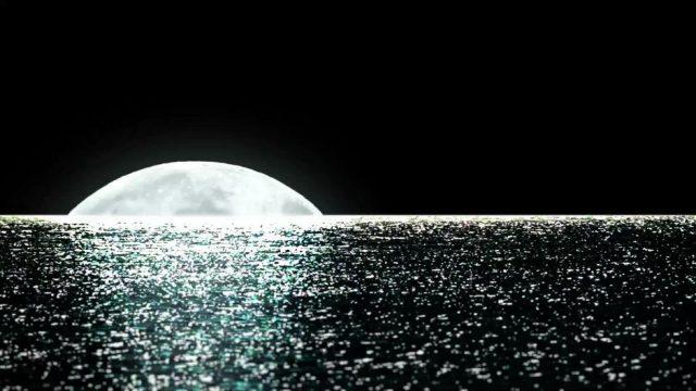 Sensation! Forscher haben erstmals Eis auf dem Mond gefunden