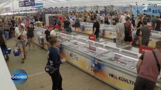 Ungewöhnlicher Supermarkt: Dieser Aldi hat nur 5 Tage offen!