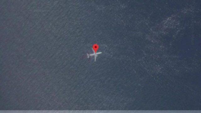 Vor Sumatra? Verschwörungstheoretiker will MH370 entdeckt haben - mit Google Maps