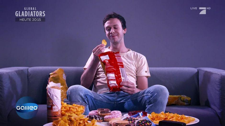 Warum wir Chips & Co nicht widerstehen können