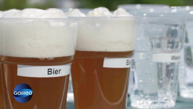 """""""What the fakt"""": Alkoholfreies Bier - ein isotonisches Sportgetränk?"""