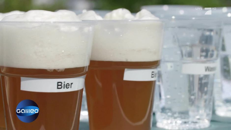 Alkoholfreies Bier - ein isotonisches Sportgetränk?