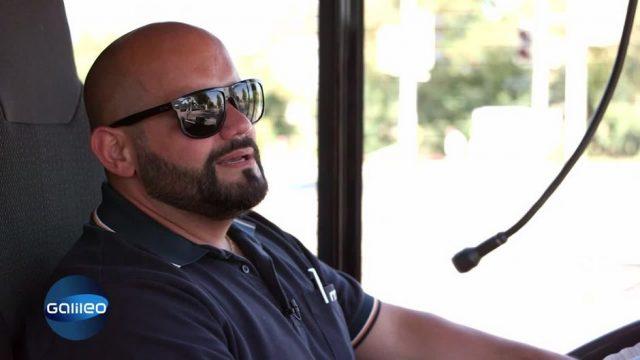 10 Fragen an einen Busfahrer