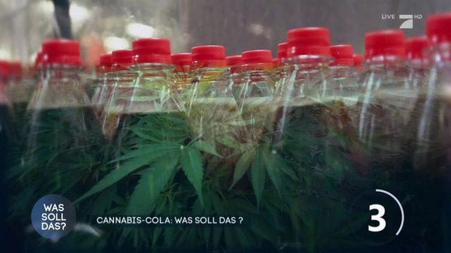 Cannabis-Cola: Was steckt dahinter?