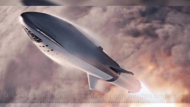 Erster Mond-Tourist: Japaner fliegt mit SpaceX in den Weltraum