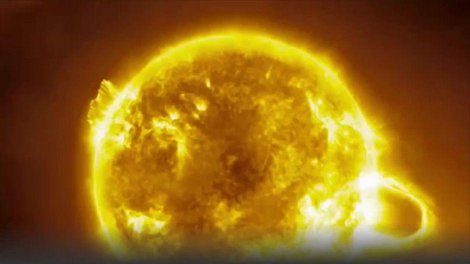 Sonnensturm 2020