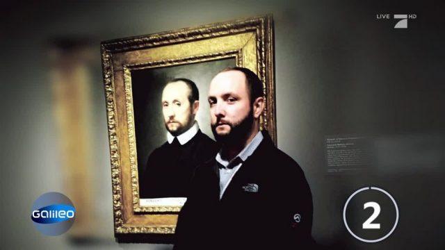 Neue Google-App entdeckt Doppelgänger auf Gemälden