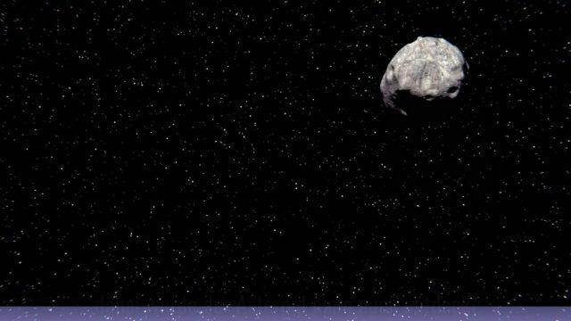 Neuentdeckter Asteroid kommt der Erde gefährlich nahe