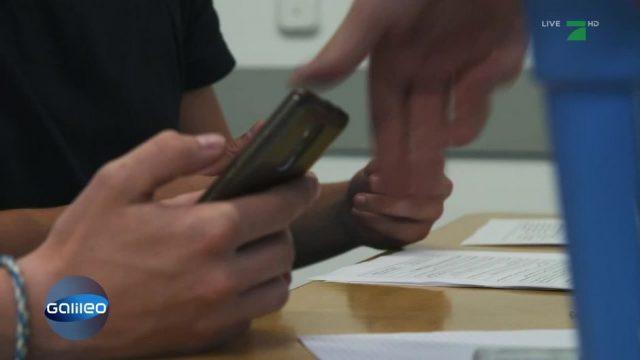 Darf der Lehrer seinen Schülern das Handy wegnehmen?
