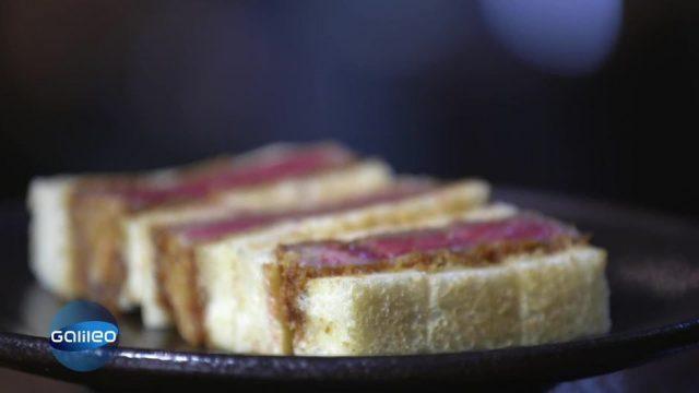 Das teuerste Sandwich