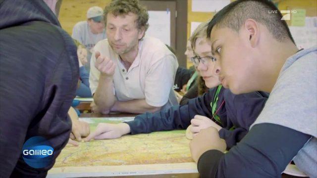 Die wohl coolste Sprachschule der Welt