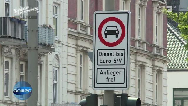 Diesel-Fahrverbote: Deutschland streitet über die Maßnahme