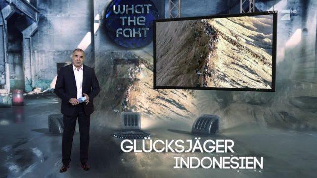 Montag: Glück um jeden Preis: Die Glücksjäger in Indonesien