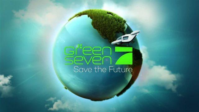 Green Seven Report - Save the Future
