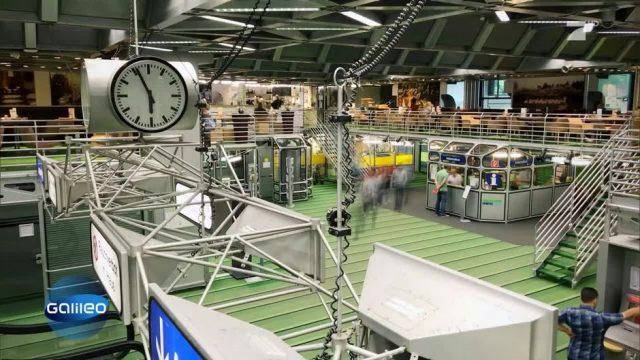 Hinter den Kulissen des größten Krankenhauses Europas