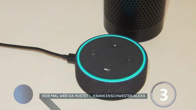 Kann Alexa jetzt sogar Krankheiten diagnostizieren?