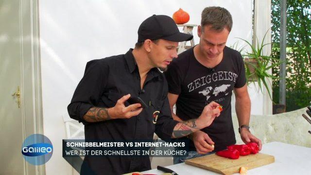 Kitchen Moves Herbst-Edition: Geniale Tricks fürs Gemüseschneiden