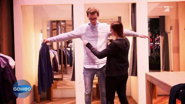 Schlaumeier: Wie errechnen sich unsere Kleidergrößen?