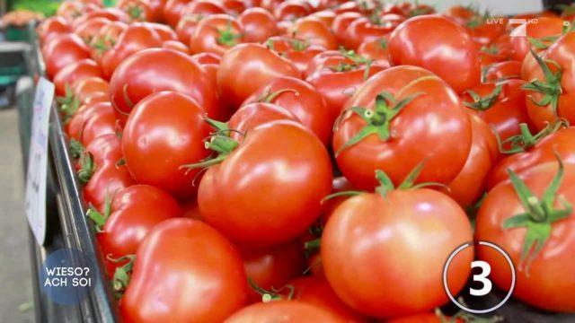 Tomaten aus dem All - was steckt dahinter?